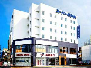 スーパーホテルJR奈良駅前・三条通りの画像