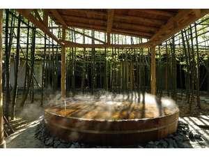 大浴場(露店檜風呂)