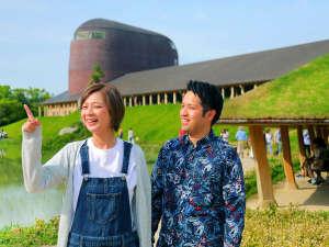 【グリーンホテルYes近江八幡】露天風呂 大浴場&名物朝カレー image