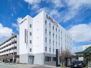 スーパーホテル矢巾駅東口 天然温泉 百万石の湯5月9日オープン