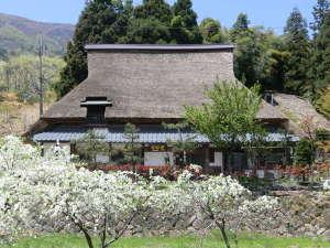 茅葺の里 白谷荘