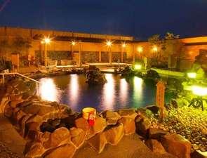 【大江戸温泉物語・露天風呂・岩風呂】※露天風呂は別途入湯税¥150かかります。