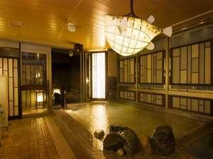 ◆女性内湯(夜)/ご利用時間15:00~翌朝10:00/効能:疲労回復、筋肉痛など
