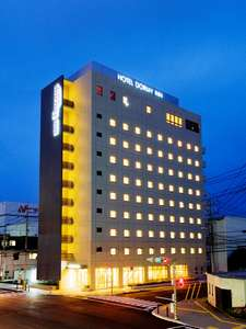 ◆ホテル外観下関駅より徒歩8分です!