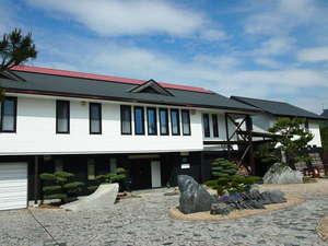 美瑛の丘に建つクンストハウス