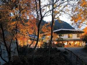 本物の大自然に囲まれた露天風呂のある宿 谷津川館のイメージ