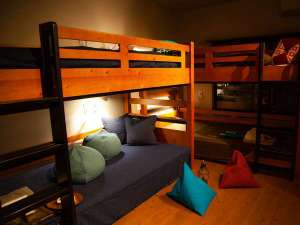 2段ベッドルーム②