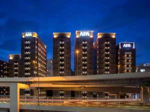 アパホテル〈六本木SIX〉2020年7月28日新規開業