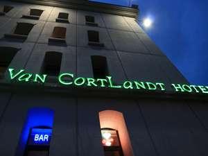 Van Cortlandt Hotel(ファンコートランドホテル)