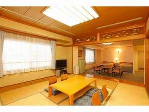 1部屋だけの人気の和洋室です!