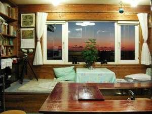 居間兼食堂
