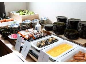 ■朝食(バイキング一例)