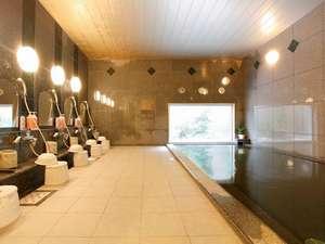 ■ラジウム人工温泉の大浴場「旅人の湯」