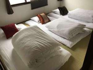 2~3人用の6帖和室お部屋です。