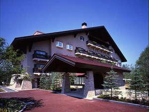 大自然に佇むチロリアンテイストのスモールラグジュアリーホテル