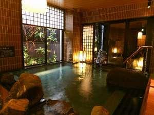 ◆地下900mから湧き出る天然温泉でごゆっくりお寛ぎくださいませ。