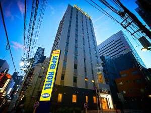 スーパーホテル新宿歌舞伎町 高濃度人工炭酸泉 演舞の湯