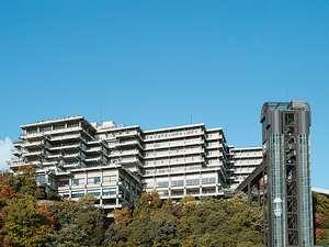 大江戸温泉物語 箕面温泉 箕面観光ホテルの画像