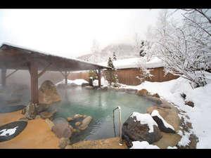 8種類の貸切露天の宿 穂高荘山がの湯