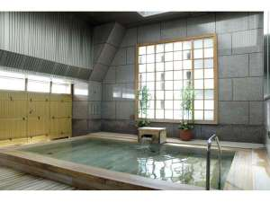 露天檜風呂(5F女性風呂のみ)