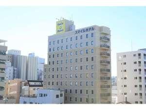 【外観】最上階は12階。