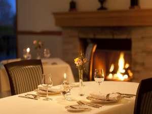 洞爺湖ならではのフランス料理のフルコースをお楽しみください