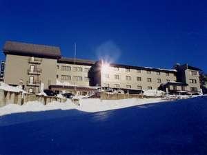 乳緑色の湯 志賀高原ホテル一望閣の画像