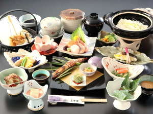 ★【お食事メニュー「雅(みやび)」12品】