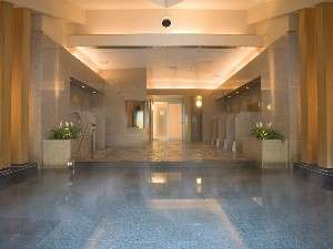 角閃石大浴場2