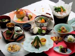 月替り和食膳「三山遊膳」