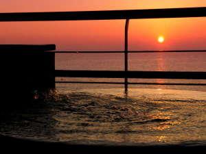 日本海一望の「大観」露天風呂付客室■Wi-Fi完備■