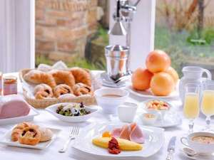 素敵な旅のはじまりは「こころに残る朝食」から…