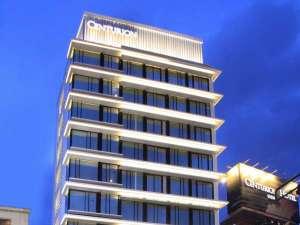 センチュリオンホテル上野