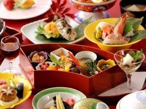 ◆彩花膳・献立例/季節の旬を大切に。心をこめた会席膳を、ご堪能下さい