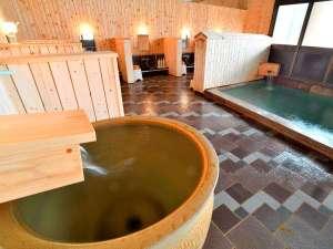 ◆【露天大浴場リニューアル】2階かけ湯(女性)