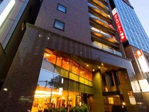 ホテル外観(竹下通り側)