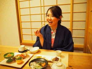 【食事処】個室食事処「ときは」は雰囲気がいいので会話が弾みます♪