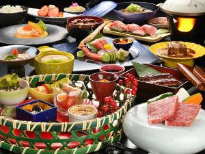 【お食事】《ご夕食・雅コース》
