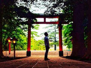 【日本屈指のパワースポット霧島神宮】絶対に行って欲しいお勧めスポット!当館から車で30分