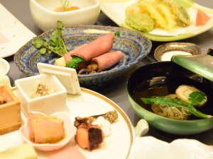 【懐石料理】春の懐石料理一例