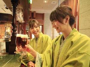 カンパ~イ!オリジナルビール「KAGARIBI」が人気です♪