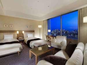 【39階~41階】エクセレンシィスイートツインルーム