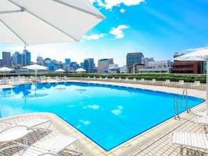 ○7階 ガーデンプール (夏季のみ営業)