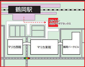 当館立地図