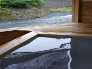 風呂3:貸切露天風呂