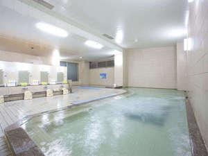 ビジネスまたは、旅の疲れを癒してくれる大浴場がお待ちしております。