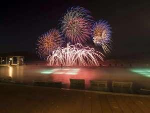 阿寒冬イベント氷上フェスティバルはは3月4日まで。3/5~20は花火のみ延長で上がります♪