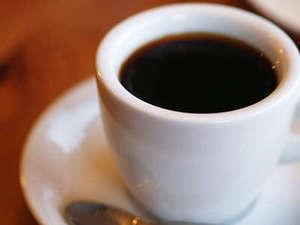 無料コーヒーサービスでほっと一息♪