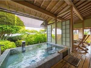 天橋立を一望する開放感溢れる客室露天風呂で贅沢な休日