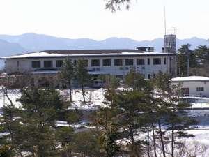 国民宿舎恵那山荘:写真